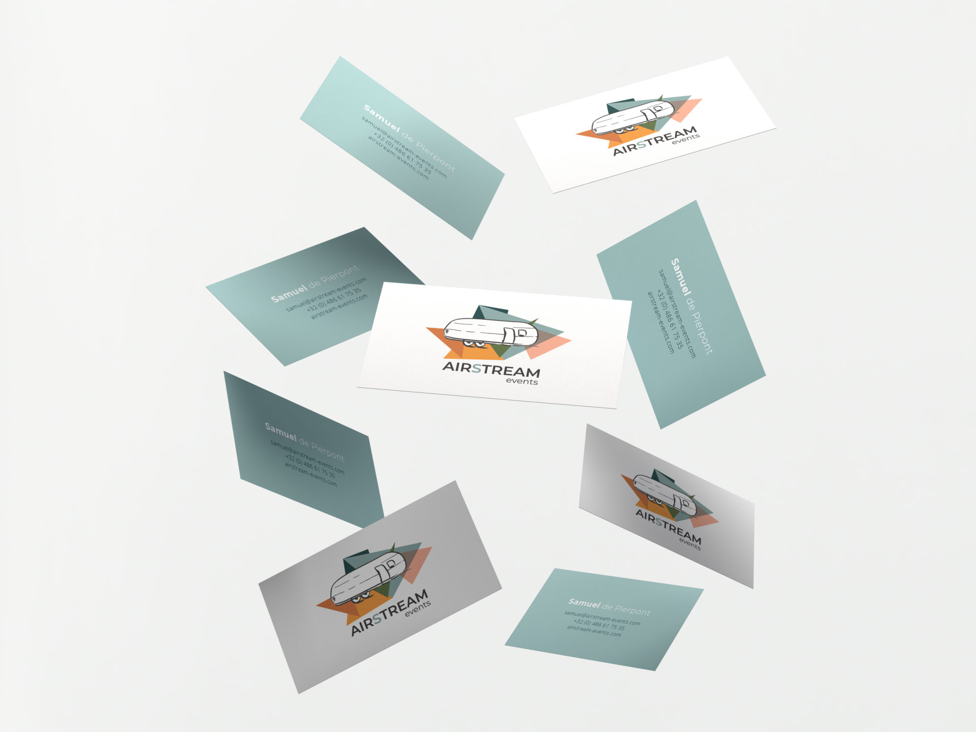 Airstream cartes